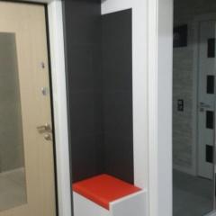 шкаф дом пуфик1